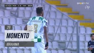 Moreirense FC, Jogada, Ibrahima aos 29'