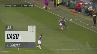 FC Porto, Caso, J. Corona aos 34'