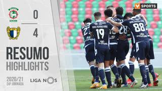 Liga NOS (24ªJ): Resumo Marítimo M. 0-4 FC Famalicão