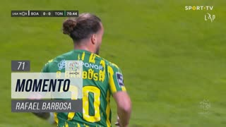 CD Tondela, Jogada, Rafael Barbosa aos 71'