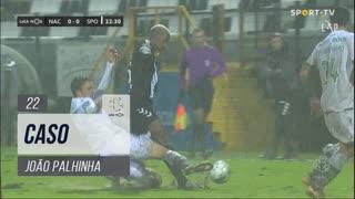 Sporting CP, Caso, João Palhinha aos 22'