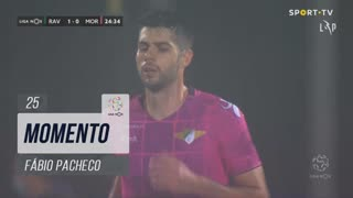 Moreirense FC, Jogada, Fábio Pacheco aos 25'