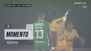 Boavista FC, Jogada, Yusupha aos 6'