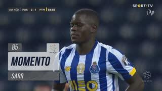 FC Porto, Jogada, Sarr aos 85'