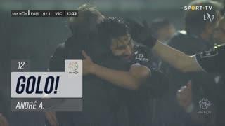 GOLO! Vitória SC, André A. aos 12', FC Famalicão 0-1 Vitória SC