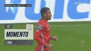 Gil Vicente FC, Jogada, Lino aos 12'