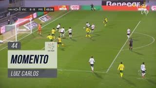 FC P.Ferreira, Jogada, Luiz Carlos aos 44'