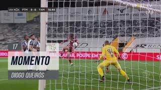 FC Famalicão, Jogada, Diogo Queirós aos 17'