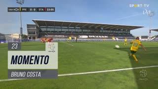 FC P.Ferreira, Jogada, Bruno Costa aos 23'
