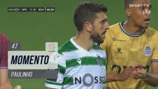 Sporting CP, Jogada, Paulinho aos 47'