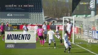 Moreirense FC, Jogada, Abdu aos 5'
