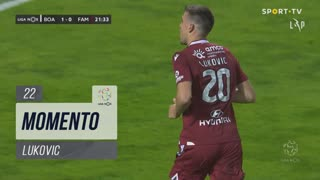 FC Famalicão, Jogada, Lukovic aos 22'