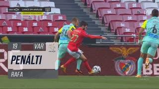 SL Benfica, Penálti, Rafa aos 19'