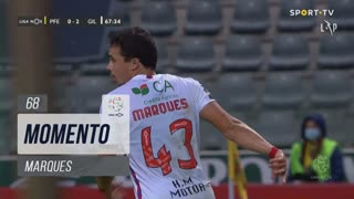 Gil Vicente FC, Jogada, Marques aos 68'