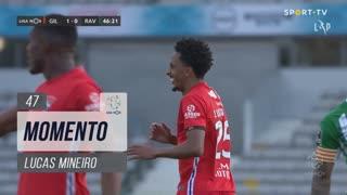 Gil Vicente FC, Jogada, Lucas Mineiro aos 47'