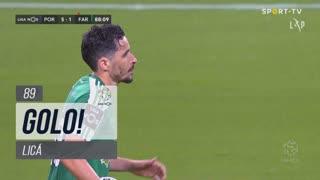 GOLO! SC Farense, Licá aos 89', FC Porto 5-1 SC Farense