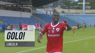 GOLO! Santa Clara, Lincoln aos 45', Santa Clara 1-1 Boavista FC