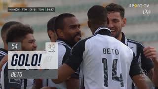 GOLO! Portimonense, Beto aos 54', Portimonense 3-0 CD Tondela