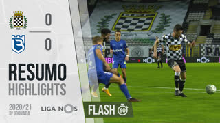 I Liga (8ªJ): Resumo Flash Boavista FC 0-0 Belenenses SAD