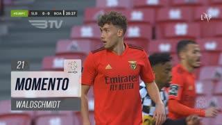 SL Benfica, Jogada, Waldschmidt aos 21'