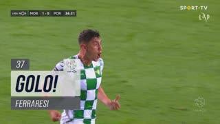 GOLO! Moreirense FC, Ferraresi aos 37', Moreirense FC 1-0 FC Porto