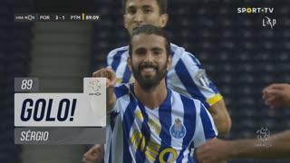 GOLO! FC Porto, Sérgio aos 89', FC Porto 3-1 Portimonense