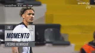 SC Farense, Jogada, Pedro Henrique aos 14'