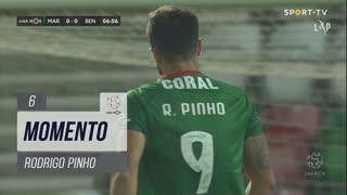 Marítimo M., Jogada, Rodrigo Pinho aos 6'