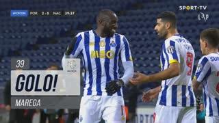 GOLO! FC Porto, Marega aos 39', FC Porto 2-0 CD Nacional