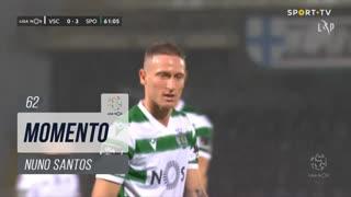Sporting CP, Jogada, Nuno Santos aos 62'