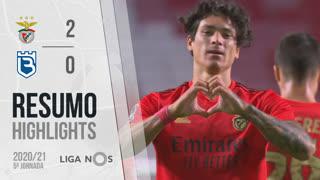 I Liga (5ªJ): Resumo SL Benfica 2-0 Belenenses SAD