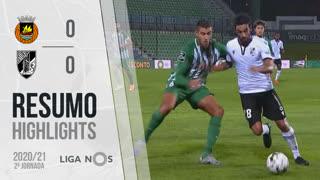 Liga NOS (2ªJ): Resumo Rio Ave FC 0-0 Vitória SC