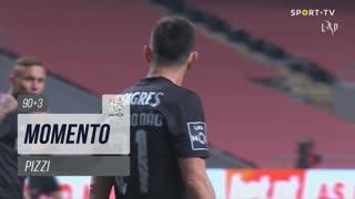 SL Benfica, Jogada, Pizzi aos 90'+3'