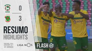 Liga NOS (15ªJ): Resumo Flash Marítimo M. 0-3 FC P.Ferreira