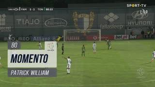 FC Famalicão, Jogada, Patrick William aos 80'