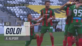 GOLO! Marítimo M., A. Alipour aos 63', Boavista FC 0-1 Marítimo M.