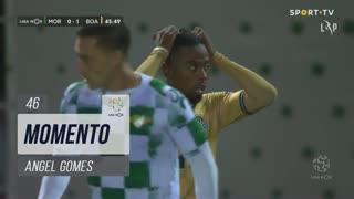 Boavista FC, Jogada, Angel Gomes aos 46'