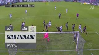 Vitória SC, Golo Anulado, Pepelu aos 82'