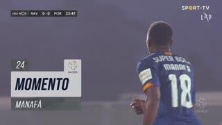 FC Porto, Jogada, Manafá aos 24'