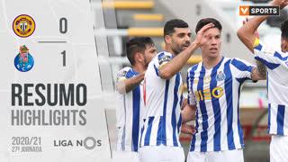 Liga NOS (27ªJ): Resumo CD Nacional 0-1 FC Porto