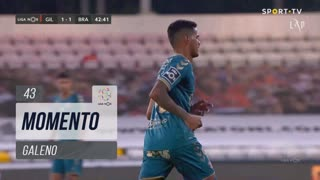 SC Braga, Jogada, Galeno aos 43'