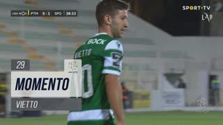 Sporting CP, Jogada, Vietto aos 29'