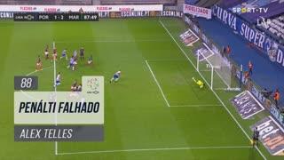 FC Porto, Jogada, Alex Telles aos 88'