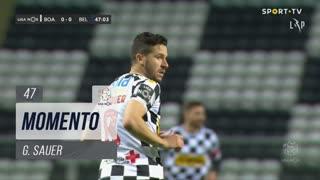 Boavista FC, Jogada, G. Sauer aos 47'