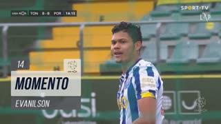 FC Porto, Jogada, Evanilson aos 14'