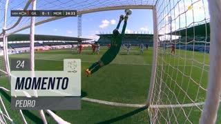 Gil Vicente FC, Jogada, Pedro aos 24'