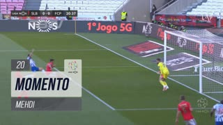 FC Porto, Jogada, Mehdi aos 20'