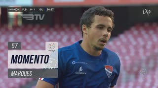 Gil Vicente FC, Jogada, Marques aos 57'