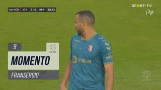 SC Braga, Jogada, Fransérgio aos 9'