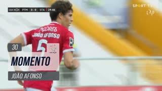Santa Clara, Jogada, João Afonso aos 30'